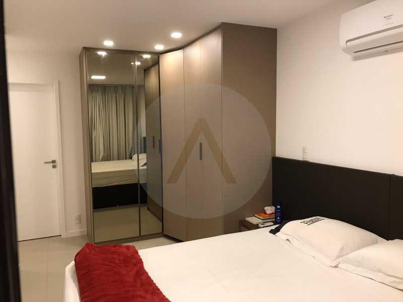 13 Apartamento Padrão Piratin - Imobiliária Agatê Imóveis vende Apartamento de 90 m² Piratininga - Niterói por 750 mil reais. - HTAP20037 - 14