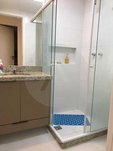 16 Apartamento Padrão Piratin - Imobiliária Agatê Imóveis vende Apartamento de 90 m² Piratininga - Niterói por 750 mil reais. - HTAP20037 - 17