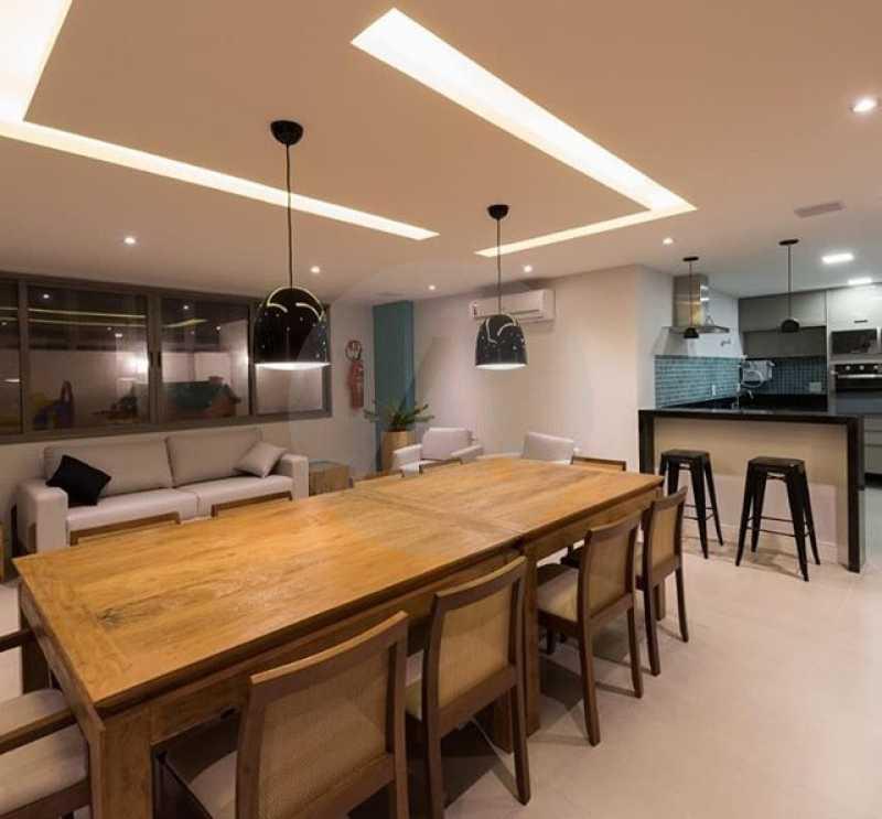 20 Apartamento Padrão Piratin - Imobiliária Agatê Imóveis vende Apartamento de 90 m² Piratininga - Niterói por 750 mil reais. - HTAP20037 - 21