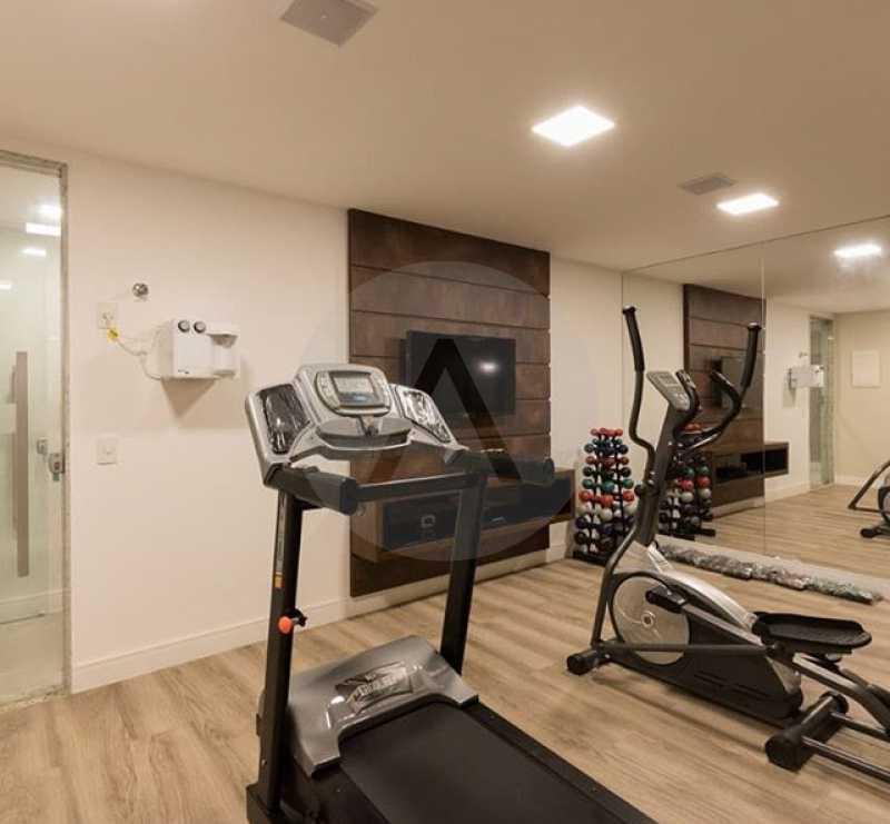 21 Apartamento Padrão Piratin - Imobiliária Agatê Imóveis vende Apartamento de 90 m² Piratininga - Niterói por 750 mil reais. - HTAP20037 - 22