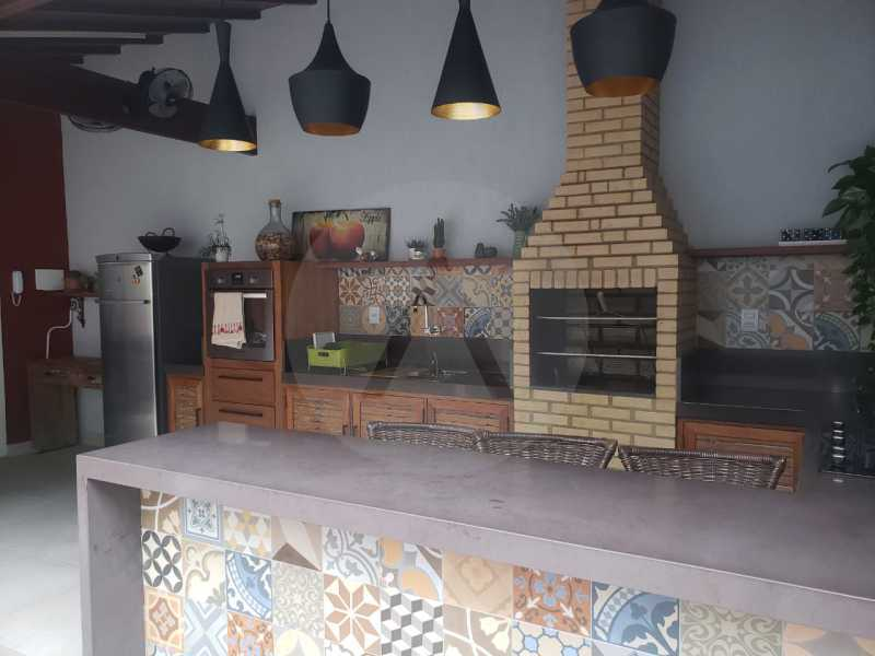 casa rua buzzin itaipu 05 - Imobiliária Agatê Imóveis vende casa em condomínio por R 950.000 - Itaipu - Niterói/RJ - HTCN40082 - 7