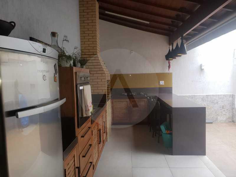 casa rua buzzin itaipu 06 - Imobiliária Agatê Imóveis vende casa em condomínio por R 950.000 - Itaipu - Niterói/RJ - HTCN40082 - 8