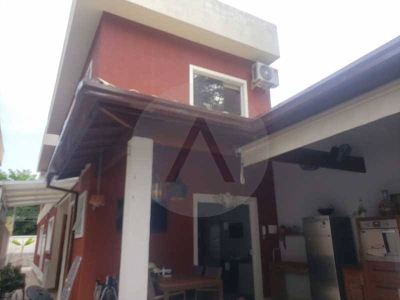 casa rua buzzin itaipu 07 - Imobiliária Agatê Imóveis vende casa em condomínio por R 950.000 - Itaipu - Niterói/RJ - HTCN40082 - 9