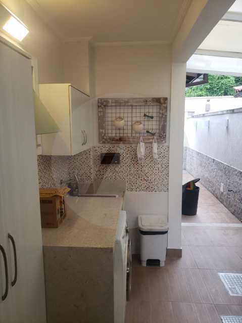 casa rua buzzin itaipu 10 - Imobiliária Agatê Imóveis vende casa em condomínio por R 950.000 - Itaipu - Niterói/RJ - HTCN40082 - 12