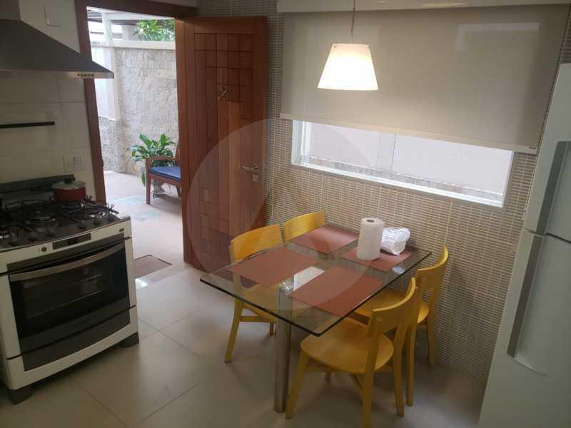 casa rua buzzin itaipu 14 - Imobiliária Agatê Imóveis vende casa em condomínio por R 950.000 - Itaipu - Niterói/RJ - HTCN40082 - 15