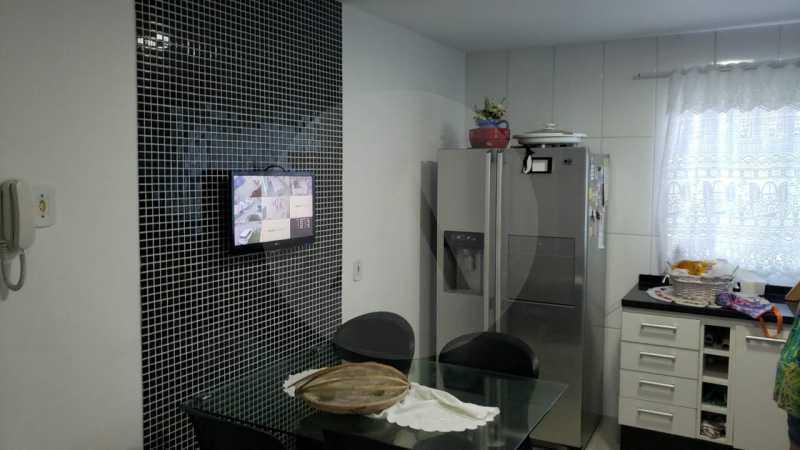 casa argeu 02 - Imobiliária Agatê Imóveis vende Casa Padrão de 250m² Itaipu - Niterói por 890 mil reais - HTCA30252 - 4