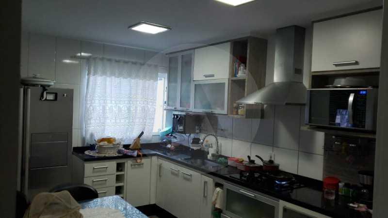 casa argeu 03 - Imobiliária Agatê Imóveis vende Casa Padrão de 250m² Itaipu - Niterói por 890 mil reais - HTCA30252 - 5