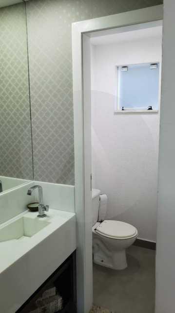 casa argeu 10 - Imobiliária Agatê Imóveis vende Casa Padrão de 250m² Itaipu - Niterói por 890 mil reais - HTCA30252 - 11