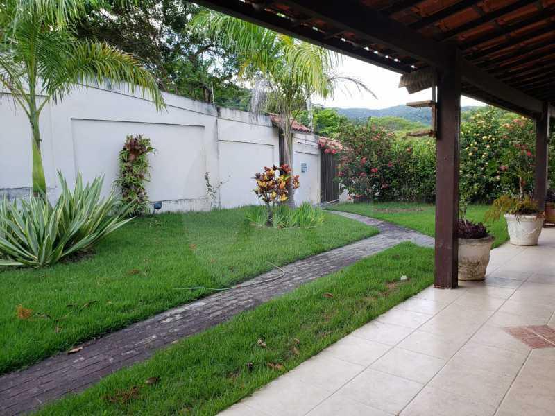 casa manoel rua oitenta itaipu - Imobiliária Agatê Imóveis vende Casa linear de 320m² por 950 mil - Itaipu - Niterói/RJ - HTCA50025 - 9