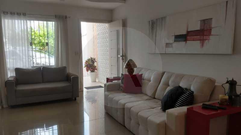 6 Casa Padrão Itaipu. - Imobiliária Agatê Imóveis vende Casa Duplex - Itaipu - Niterói. - HTCA30254 - 7