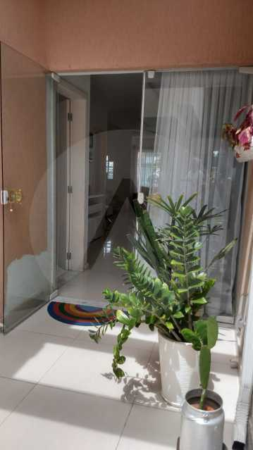 10 Casa Padrão Itaipu 33. - Imobiliária Agatê Imóveis vende Casa Duplex - Itaipu - Niterói. - HTCA30254 - 11