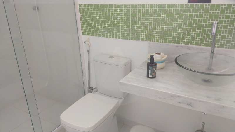 15 Casa Padrão Itaipu. - Imobiliária Agatê Imóveis vende Casa Duplex - Itaipu - Niterói. - HTCA30254 - 16