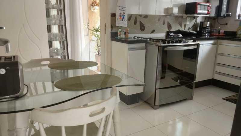 18 Casa Padrão Itaipu. - Imobiliária Agatê Imóveis vende Casa Duplex - Itaipu - Niterói. - HTCA30254 - 19