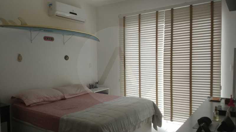 21 Casa Padrão Itaipu. - Imobiliária Agatê Imóveis vende Casa Duplex - Itaipu - Niterói. - HTCA30254 - 22