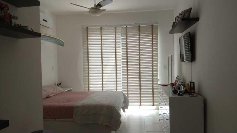 22 Casa Padrão Itaipu. - Imobiliária Agatê Imóveis vende Casa Duplex - Itaipu - Niterói. - HTCA30254 - 23