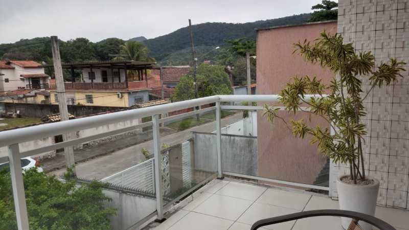 23 Casa Padrão Itaipu. - Imobiliária Agatê Imóveis vende Casa Duplex - Itaipu - Niterói. - HTCA30254 - 24