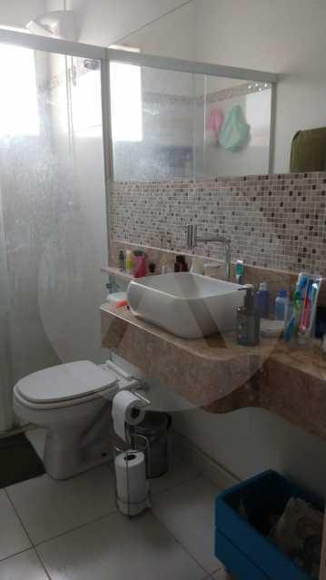 24 Casa Padrão Itaipu. - Imobiliária Agatê Imóveis vende Casa Duplex - Itaipu - Niterói. - HTCA30254 - 25