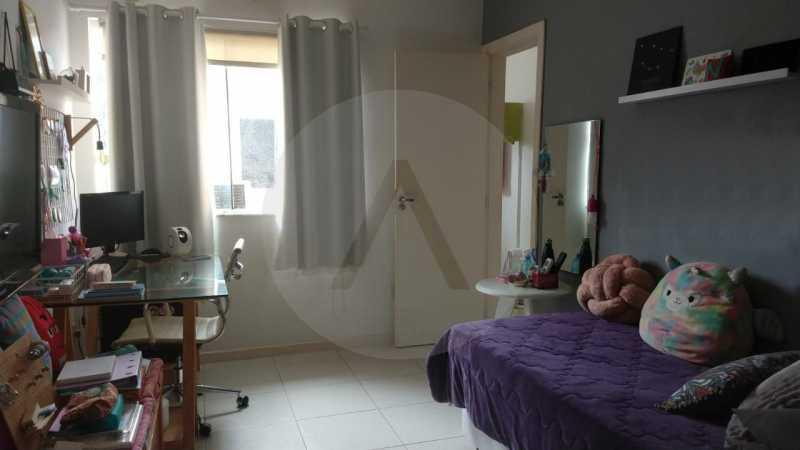 25 Casa Padrão Itaipu. - Imobiliária Agatê Imóveis vende Casa Duplex - Itaipu - Niterói. - HTCA30254 - 26