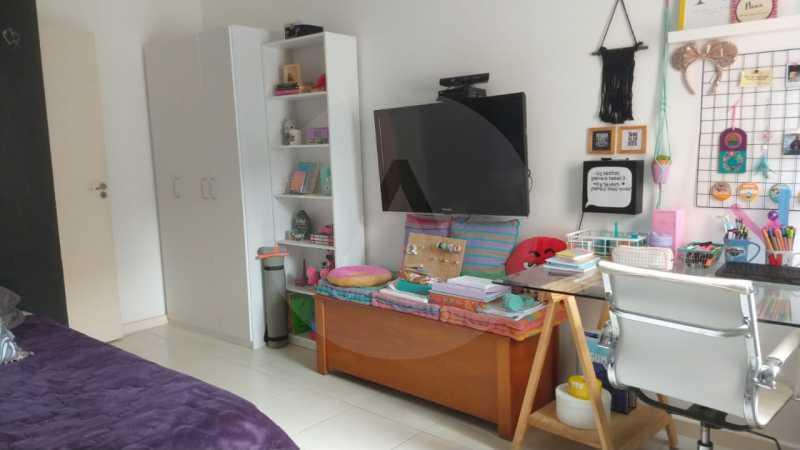 26 Casa Padrão Itaipu. - Imobiliária Agatê Imóveis vende Casa Duplex - Itaipu - Niterói. - HTCA30254 - 27