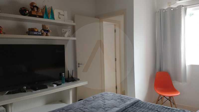 28 Casa Padrão Itaipu. - Imobiliária Agatê Imóveis vende Casa Duplex - Itaipu - Niterói. - HTCA30254 - 29