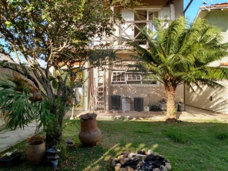 1 Casa Condomínio Itaipu - Imobiliária Agatê Imóveis vende Casa Duplex em Condomínio de 200 m² Itaipu - Niterói por 850 mil reais. - HTCN30109 - 3