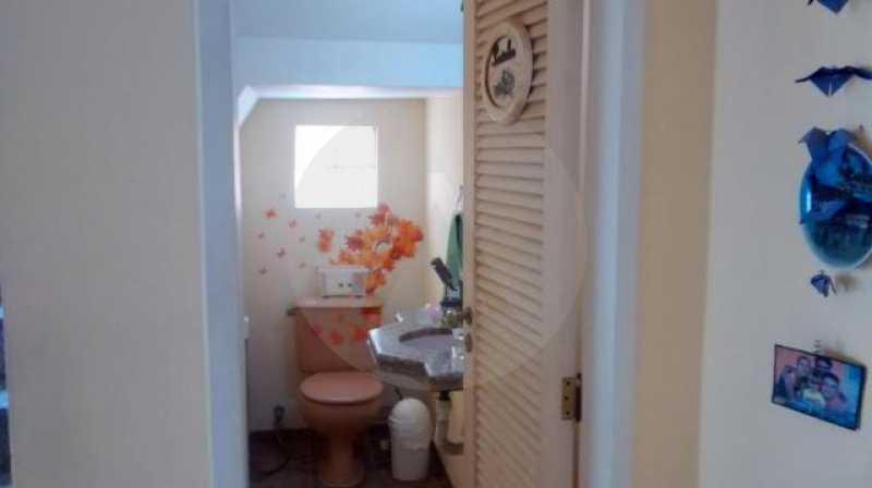 5 Casa Condomínio Itaipu - Imobiliária Agatê Imóveis vende Casa Duplex em Condomínio de 200 m² Itaipu - Niterói por 850 mil reais. - HTCN30109 - 6