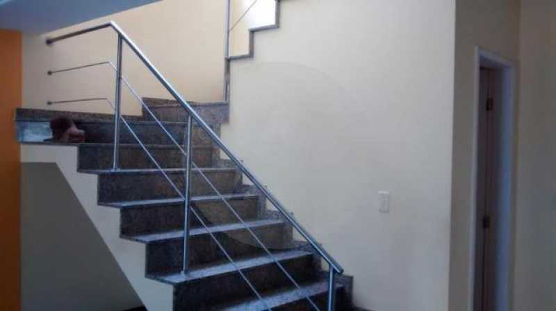 6 Casa Condomínio Itaipu - Imobiliária Agatê Imóveis vende Casa Duplex em Condomínio de 200 m² Itaipu - Niterói por 850 mil reais. - HTCN30109 - 7