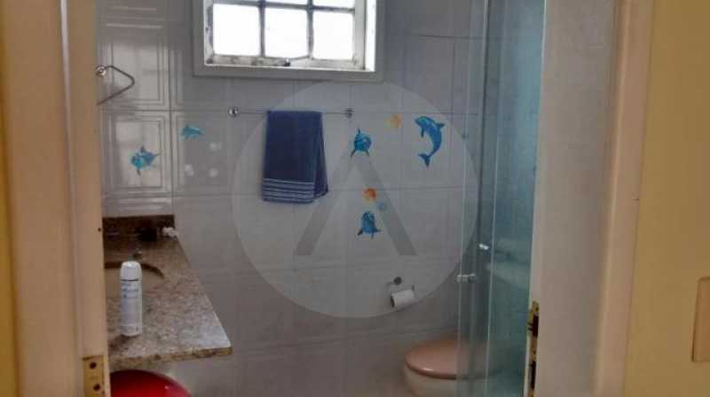 9 Casa Condomínio Itaipu - Imobiliária Agatê Imóveis vende Casa Duplex em Condomínio de 200 m² Itaipu - Niterói por 850 mil reais. - HTCN30109 - 10