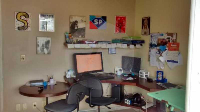 10 Casa Condomínio Itaipu - Imobiliária Agatê Imóveis vende Casa Duplex em Condomínio de 200 m² Itaipu - Niterói por 850 mil reais. - HTCN30109 - 11