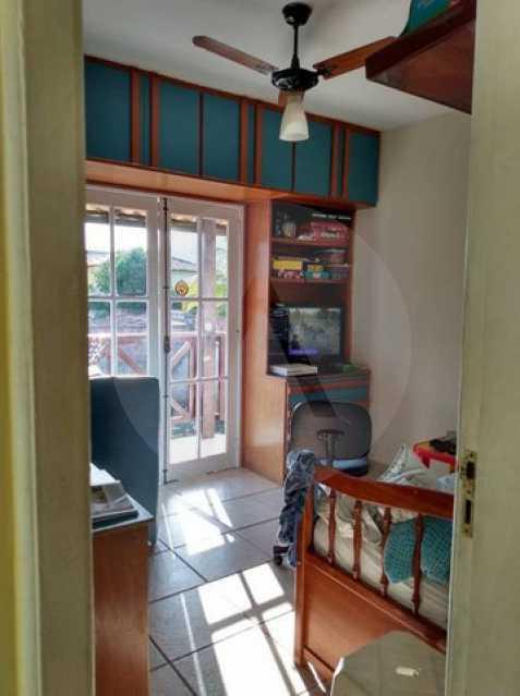 12 Casa Condomínio Itaipu - Imobiliária Agatê Imóveis vende Casa Duplex em Condomínio de 200 m² Itaipu - Niterói por 850 mil reais. - HTCN30109 - 13