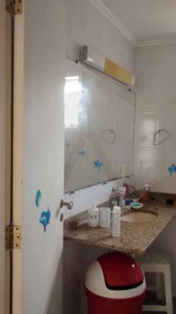 14 Casa Condomínio Itaipu - Imobiliária Agatê Imóveis vende Casa Duplex em Condomínio de 200 m² Itaipu - Niterói por 850 mil reais. - HTCN30109 - 15
