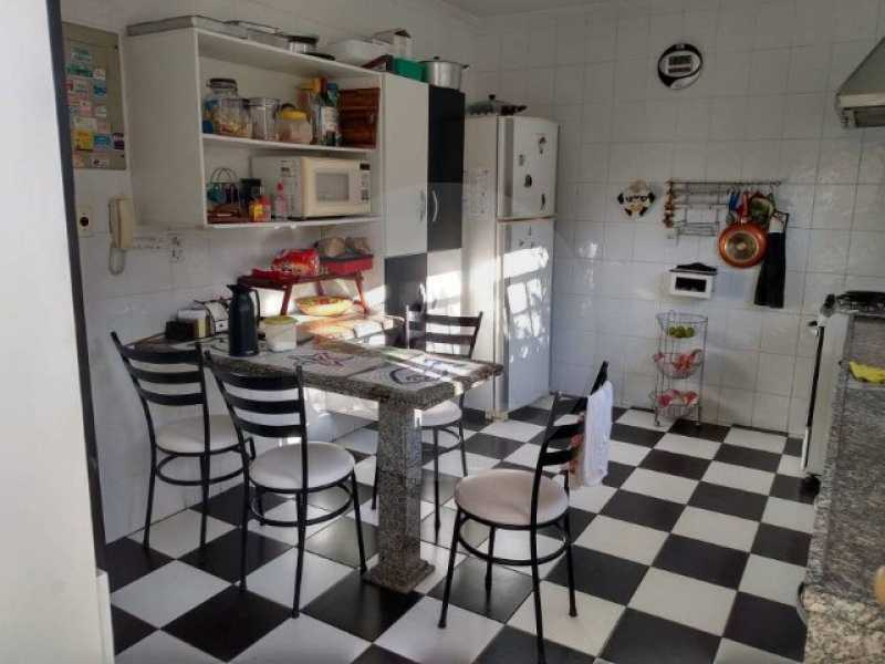 17 Casa Condomínio Itaipu - Imobiliária Agatê Imóveis vende Casa Duplex em Condomínio de 200 m² Itaipu - Niterói por 850 mil reais. - HTCN30109 - 18