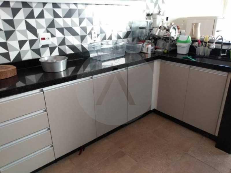 18 Casa Condomínio Itaipu - Imobiliária Agatê Imóveis vende Casa Duplex em Condomínio de 200 m² Itaipu - Niterói por 850 mil reais. - HTCN30109 - 19
