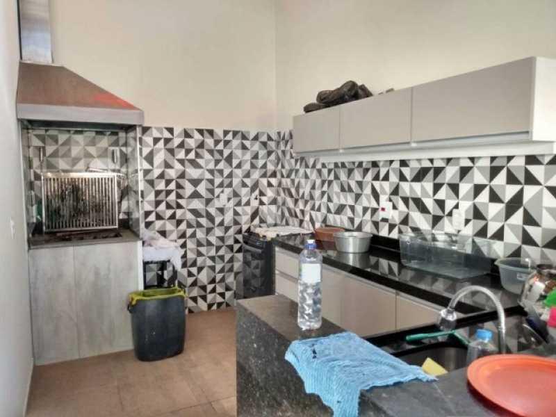 19 Casa Condomínio Itaipu - Imobiliária Agatê Imóveis vende Casa Duplex em Condomínio de 200 m² Itaipu - Niterói por 850 mil reais. - HTCN30109 - 20