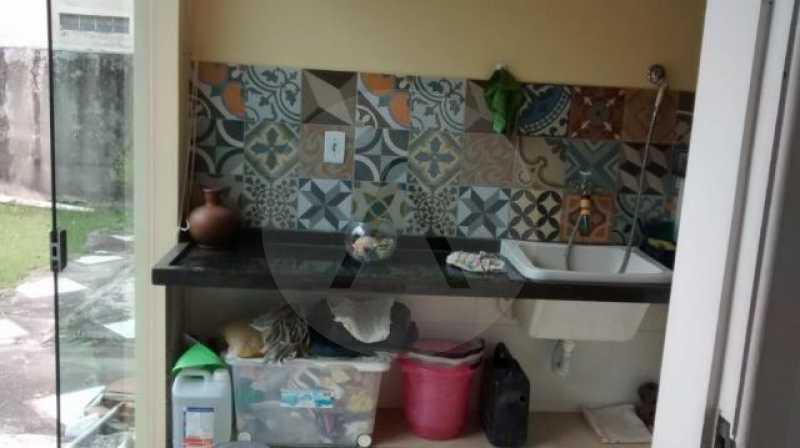 21 Casa Condomínio Itaipu - Imobiliária Agatê Imóveis vende Casa Duplex em Condomínio de 200 m² Itaipu - Niterói por 850 mil reais. - HTCN30109 - 22
