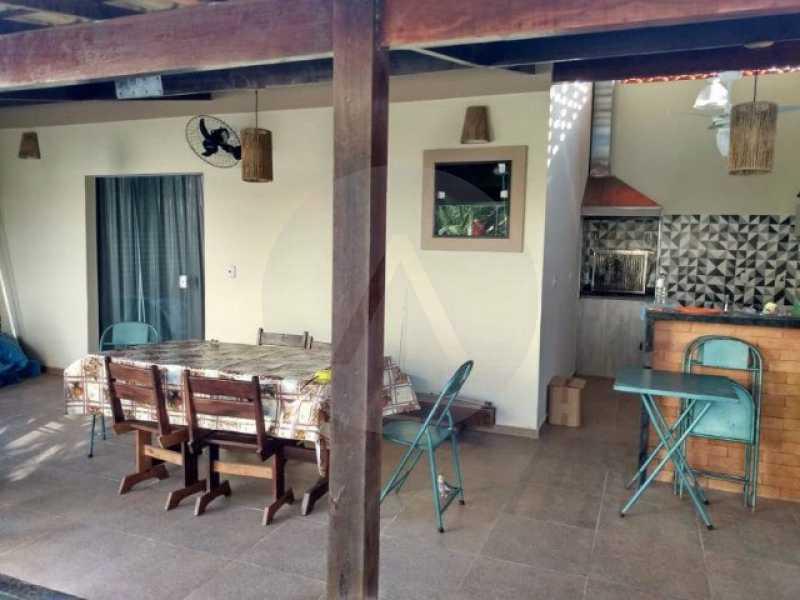 22 Casa Condomínio Itaipu - Imobiliária Agatê Imóveis vende Casa Duplex em Condomínio de 200 m² Itaipu - Niterói por 850 mil reais. - HTCN30109 - 23