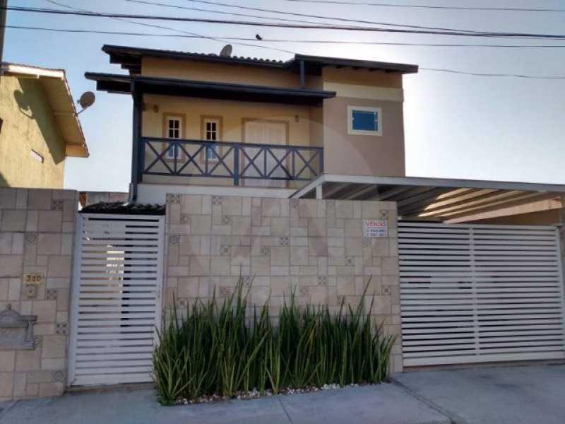 25 Casa Condomínio Itaipu - Imobiliária Agatê Imóveis vende Casa Duplex em Condomínio de 200 m² Itaipu - Niterói por 850 mil reais. - HTCN30109 - 26