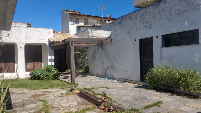 4 Casa Padrão Piratininga. - Imobiliária Agatê Imóveis vende Casa Padrão de 200 m² Piratininga - Niterói por 985 mil reais. - HTCA30256 - 5