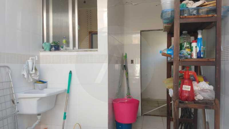20 Casa Padrão Piratininga. - Imobiliária Agatê Imóveis vende Casa Padrão de 200 m² Piratininga - Niterói por 985 mil reais. - HTCA30256 - 21