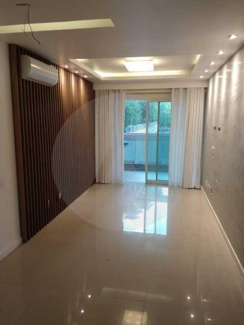 apartamento rocca majori 01 - Imobiliária Agatê Imóveis vende Apartamento de 75 m² Itaipu - Niterói. - HTAP20038 - 1