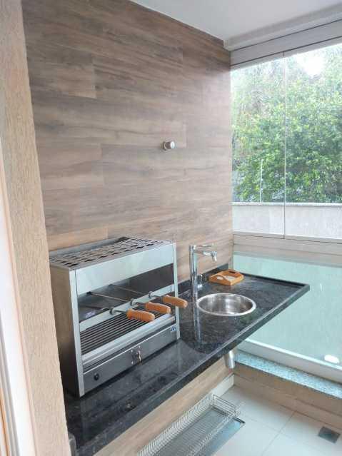 apartamento rocca majori 03 - Imobiliária Agatê Imóveis vende Apartamento de 75 m² Itaipu - Niterói. - HTAP20038 - 4
