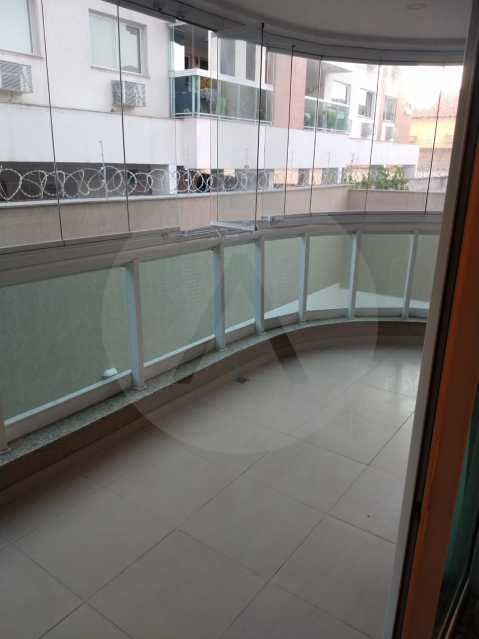 apartamento rocca majori 04 - Imobiliária Agatê Imóveis vende Apartamento de 75 m² Itaipu - Niterói. - HTAP20038 - 5