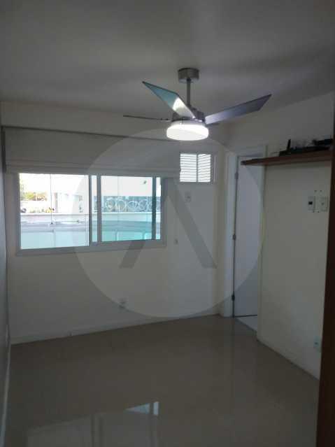 apartamento rocca majori 06 - Imobiliária Agatê Imóveis vende Apartamento de 75 m² Itaipu - Niterói. - HTAP20038 - 7