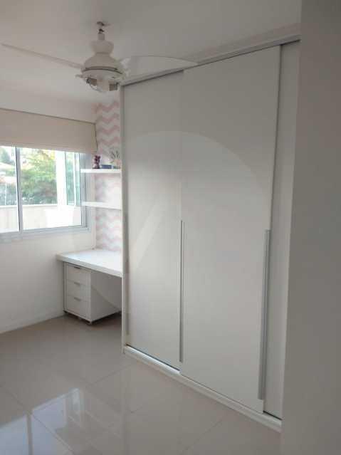 apartamento rocca majori 09 - Imobiliária Agatê Imóveis vende Apartamento de 75 m² Itaipu - Niterói. - HTAP20038 - 10