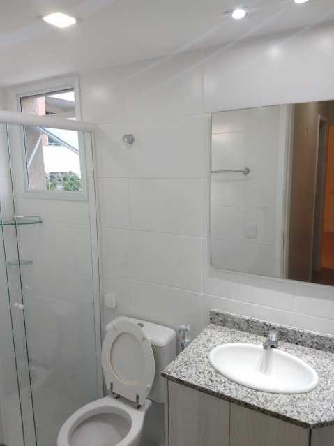 apartamento rocca majori 11 - Imobiliária Agatê Imóveis vende Apartamento de 75 m² Itaipu - Niterói. - HTAP20038 - 12
