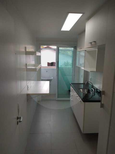 apartamento rocca majori 13 - Imobiliária Agatê Imóveis vende Apartamento de 75 m² Itaipu - Niterói. - HTAP20038 - 14