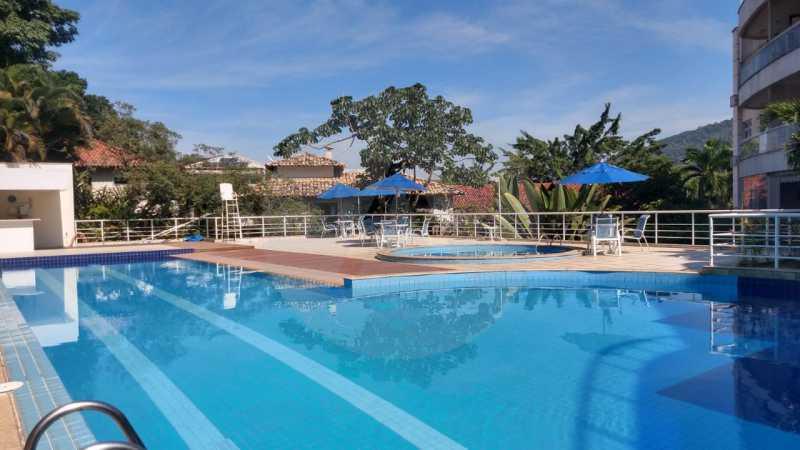 1 Apartamento Padrão Itaipu. - Apartamento 3 quartos à venda Itaipu, Niterói - R$ 520.000 - HTAP30047 - 1