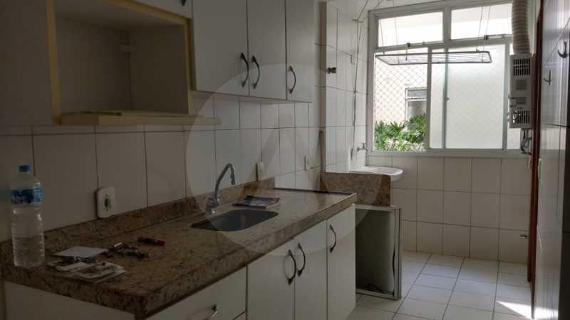 14 Apartamento Padrão Itaipu. - Apartamento 3 quartos à venda Itaipu, Niterói - R$ 520.000 - HTAP30047 - 15
