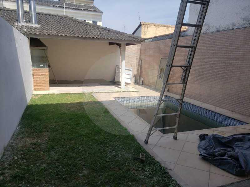 casa rua brasilia 02 - Imobiliária Agatê Imóveis vende Casa Duplex de primeira locação com 210m² Piratininga - Niterói por 720 mil reais. - HTCA30258 - 3