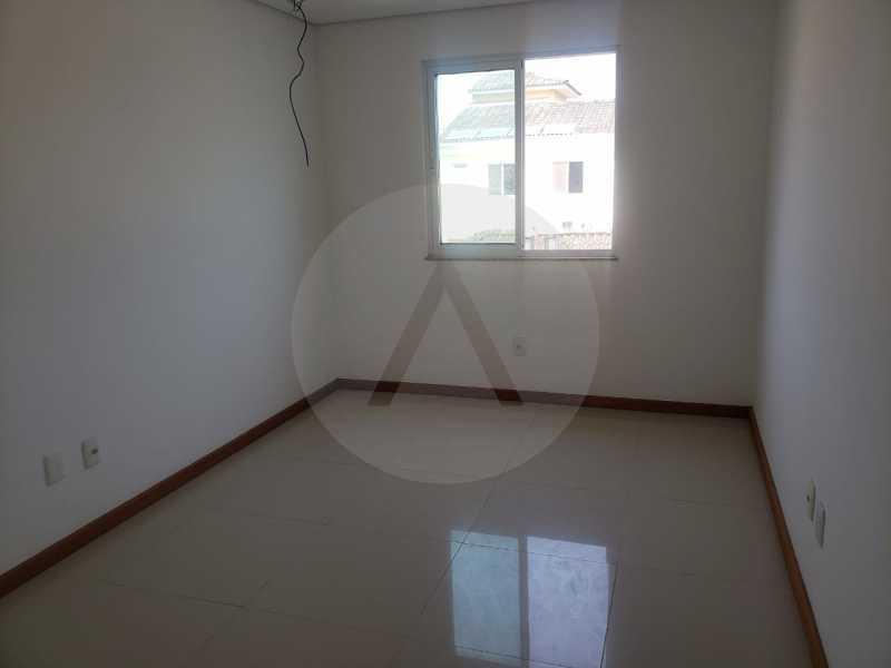casa rua brasilia 07 - Imobiliária Agatê Imóveis vende Casa Duplex de primeira locação com 210m² Piratininga - Niterói por 720 mil reais. - HTCA30258 - 8
